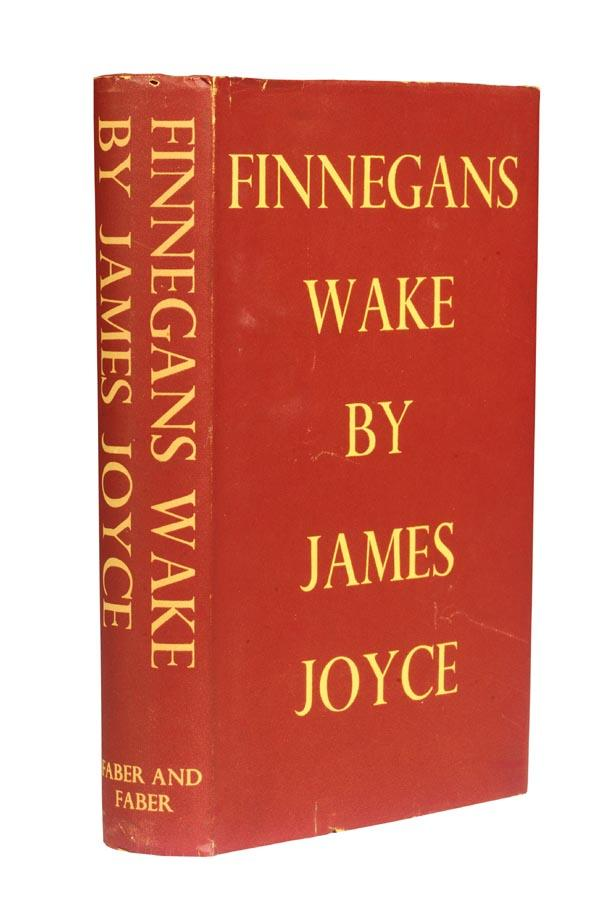 Finnegans Wake (Faber and Faber, 1939)
