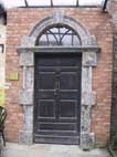7 Eccles Street door